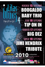 Lilas Blues Festival 2010