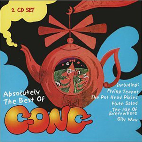 Absolutely the Best of Gong
