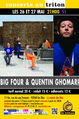 BIG FOUR & QUENTIN GHOMARI
