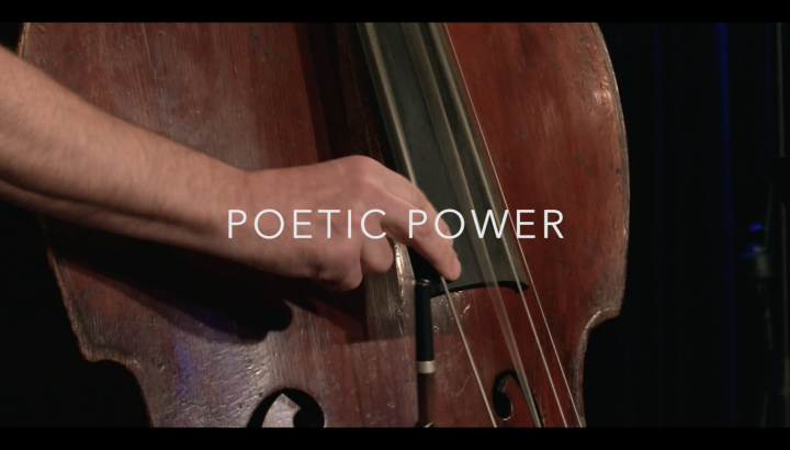 EPK - Claude Tchamitchian Trio - Poetic Power