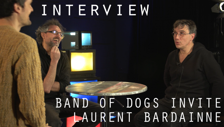 Band Of Dogs invite Laurent Bardainne