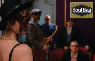 ÉLISE AND THE SUGARSWEETS - SOIREE SOULBAG