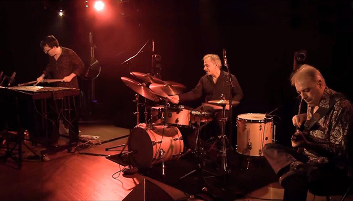 FREDERIC MONINO AROUND JACO TRIO [EXTRAIT]