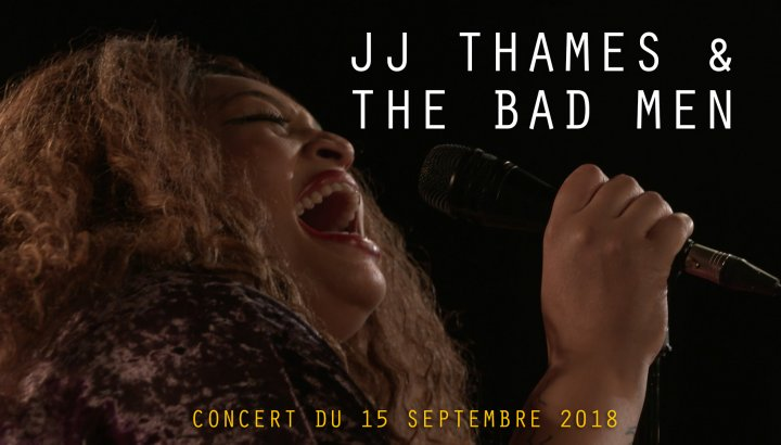 JJ Thames & The Bad Men