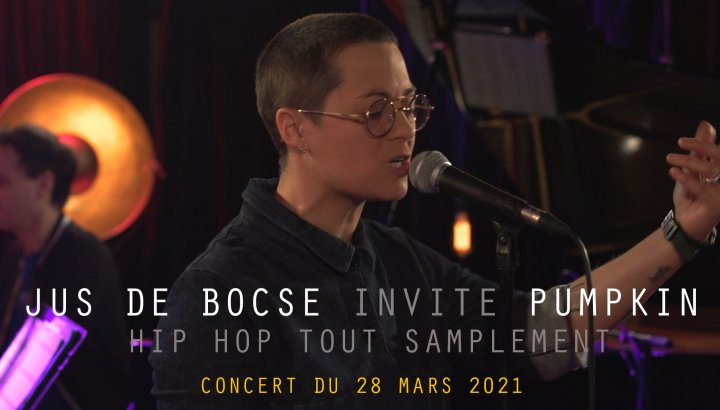 Jus de Bocse invite Pumpkin - Hip Hop tout samplement - TRIT[ON AIR]
