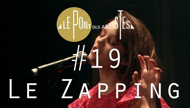 [ZAPPING] PDA #19 - HOMMAGE A LEONARD COHEN