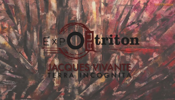 Expo au Triton - Jacques Vivante