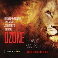 OZONE - Heavy Market (CD audio)