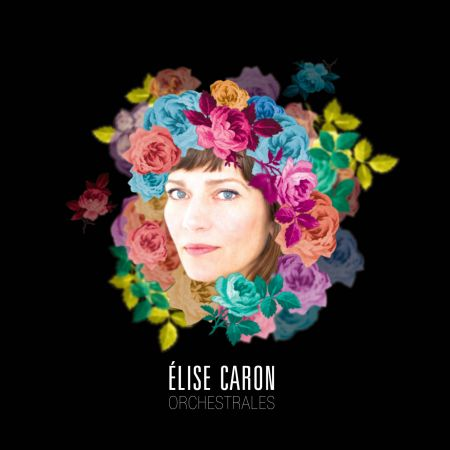 ELISE CARON - Orchestrales (CD audio)
