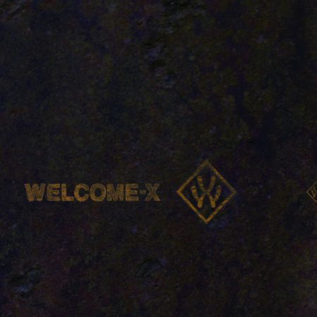 Welcome-X (CD audio)