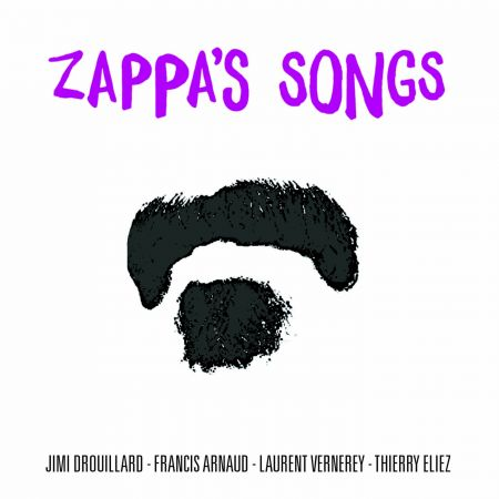 Zappa's songs (CD audio)