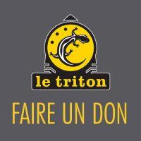 Faites un DON au Triton