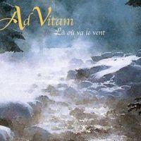 AD VITAM - Là où va le vent (CD audio)