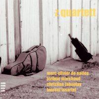 Z-QUARTETT - Z Quartett (CD audio)